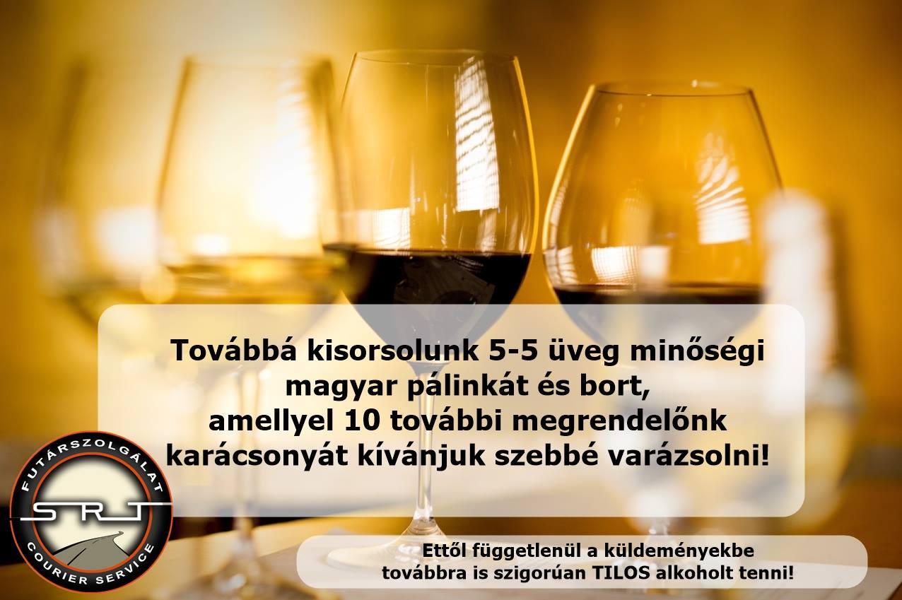 Pálinka és bor